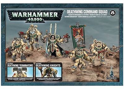 Deathwing Command Squad - Warhammer 40k - Sealed in Box - Free Shipping
