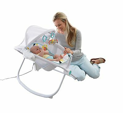 Premium Auto Rock 'n Play Sleeper calming Environment For Your Baby Fisher-Price