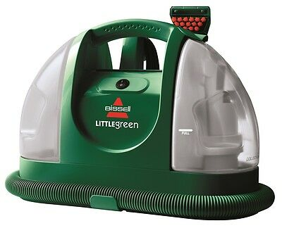 NEW Bissell Little Green Portable Spot And Stain Remover 350W