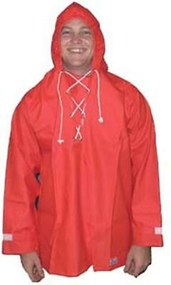 Heavy Duty Fishing, Boating Jacket, Mens Rain Smock, Tuff Marine Coastal Smock