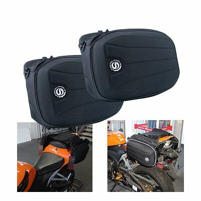 Brand New Oxford Motorcycle Luggage Bags Motorcycle Motorbike Saddle Bags