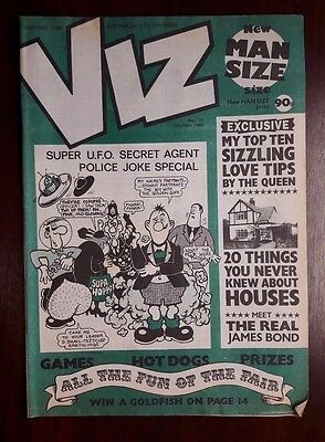 Viz Issue 32 - Oct/Nov 1988