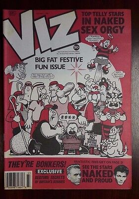Viz Issue 33 - December/January 1988/89