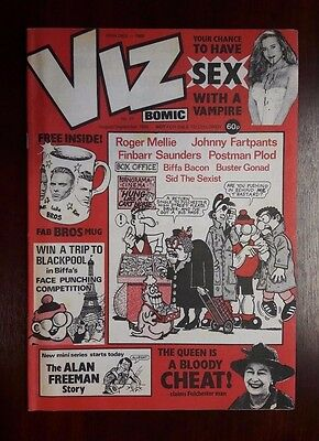 Viz Issue 31 - August/September 1988