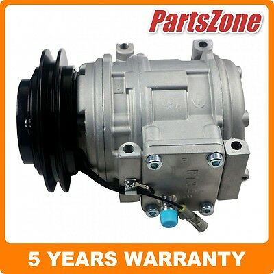 Air Conditioning AC Compressor Fit for Toyota Landcruiser 4.2L Diesel 1HZ Aircon