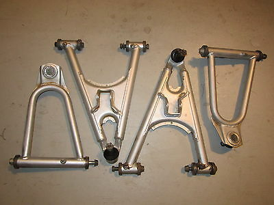 Yamaha Blaster Front A-Arm Set Left Right Upper Lower 88-06 99 00 01 02 03 04 05