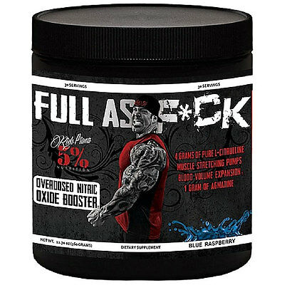 Rich Piana 5% Nutrition Full as F*ck 360g Hardcore Trainingsbooster extrem Pump