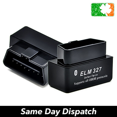 ELM327 OBD2 Car Bluetooth Scanner Auto Scan Diagnostic Tool