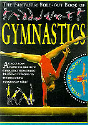 Fantastic Fold Out Book of Gymnastics-ExLibrary