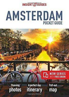 Insight Pocket Guides Amsterdam, Guides, Insight, New Book