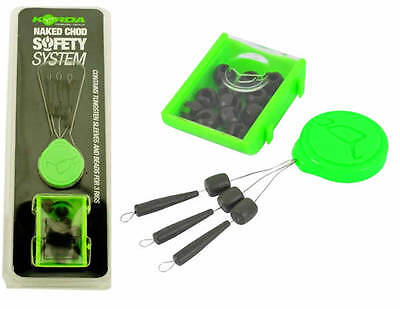 Korda Chod Safety System *Different Styles Naked or Leadcore* *PAY 1 POST*