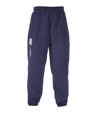 Canterbury Kids Cuffed Stadium Pants Navy