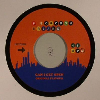 "ORIGINAL FLAVOUR/YOUNG HOLT LIMITED - Five Borough Breaks Vol 10 - Vinyl (7"")"