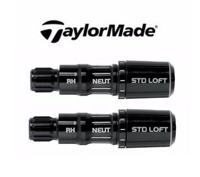 .335 TaylorMade M1 M2 Sleeve Adapter/Adaptor+Ferrule L&R UK Stock