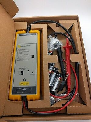 Cal Test Electronics CT2593 Differential Probe Kit 25 MHz Bandwidth 10x/100x NEW
