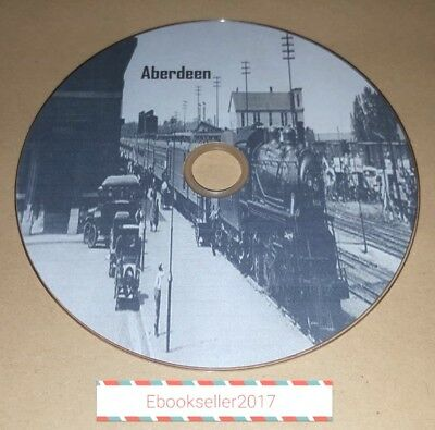 Aberdeen History 80 Ebook on disc in Kindle Epub & PDF Formats for PC/Laptop