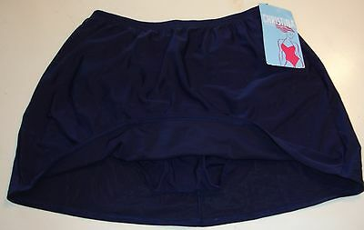 NWT Swimsuit Skirtini Sz 14 inside Panty Attached Wholesale Lot of 20 Skirts