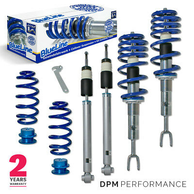 JOM BLUELINE COILOVER SUSPENSION KIT - Audi A4 B6 / B7 Saloon FWD - 741073
