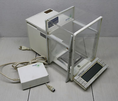Mettler AT250 Analytical Balance Scale with Power Supply 0.0001g 0.1mg