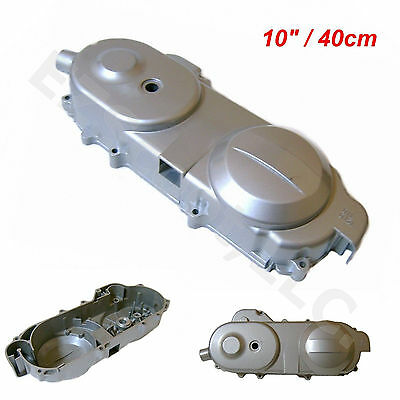 """Crankcase Engine Cover Short 16"""" 139Qmb Gy6 4 Stroke Chinese Scooter Jonway Vip"""