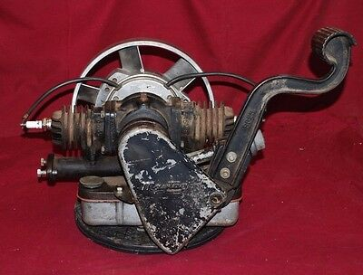 Great Running Maytag Model 72 Gas Engine Motor Hit & Miss Wringer Washer 162623X