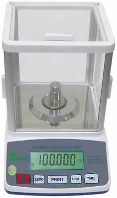 HRB103 Analytical Balance Scale .001g 1mg Capacity 100g