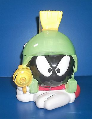 Marvin The Martian Cookie Jar From Warner Brothers 1998