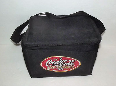 Nice Insulated Coca Cola Racing Family Lunch Bag