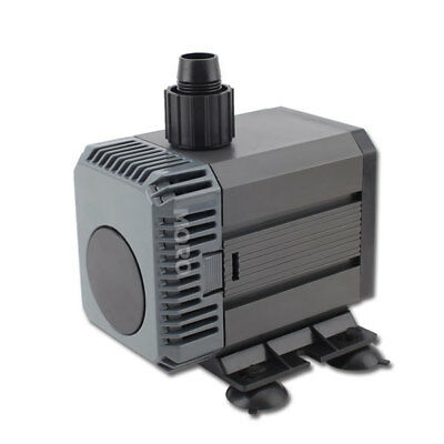 1400L/H Submersible Aquarium Fish Tank Pond Fountain Waterfall Air Water Pump OZ