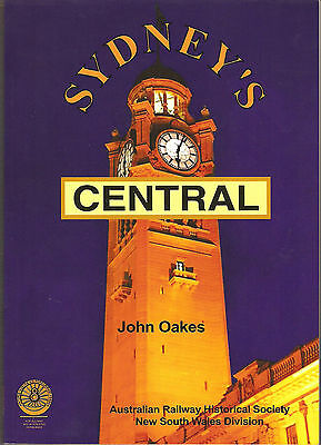 Sydney's Central by John Oakes