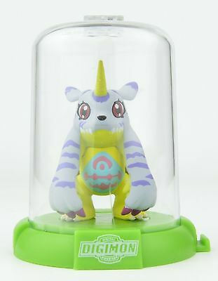 "1x DIGIMON DOMEZ GABUMON 2"" COLLECTIBLE MINI ACTION FIGURE RARE NEW LIMITED"