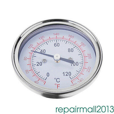 Precision Analog Dial Thermometer Temperature Gauge for Oven Kitchen Cooking New