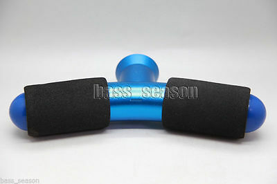 Hot Sale Blue Fishing Rod Belt Alternative Fighting Brace Saltwater Rod Holder