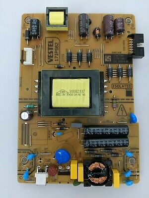 17IPS62 Vestel Power Supply Board 23341166 FREE UK Delivery