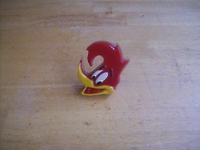 1973 Walter Lantz Woody Woodpecker NIght Light WORKS