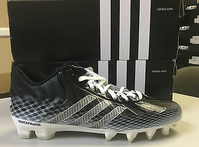 separation shoes dcc43 941b2 Adidas Crazyquick Mens Football Cleat Color Blwh Size 9 (G98782)
