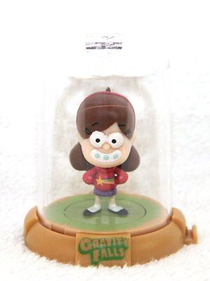 "1x GRAVITY FALLS DOMEZ DISNEY MABEL PINES 2"" COLLECTIBLE MINI ACTION FIGURE"