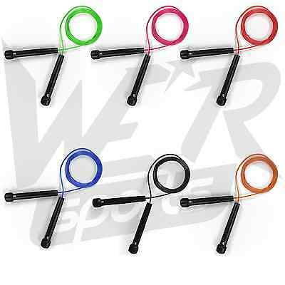 Plastic Skipping Rope Jump Speed Exercise Rope Boxing Gym Fitness Workout