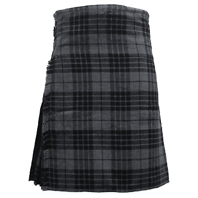 Scottish Highland Men's Traditional 6-yard KILT-- ALL 13 HARD TO FIND TARTANS