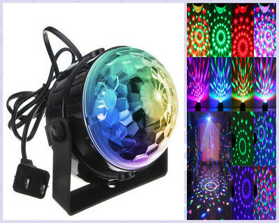 DJ light Sound Activated Party Lights Disco Ball - KINGSO Strobe Club lights USA