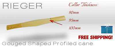 MEDIR Bassoon Cane-Gouged /& Shaped only- 15 shape options to choose from!