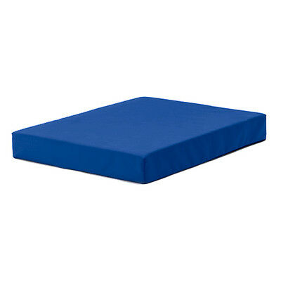 Blue Delta 60 x 80cm Outdoor Gym Crash Mat Soft Play Activity Padded Waterproof