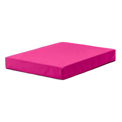 Pink Delta 60 x 80cm Outdoor Gym Crash Mat Soft Play Activity Padded Waterproof