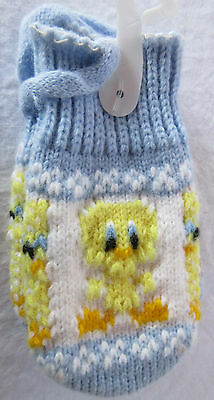 Tweety Bird / Looney Tunes Infants Mittens - NWT - Acrylic by Pine River