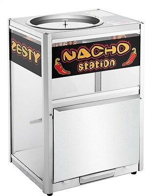 Great Northern Nacho Station Commercial Grade Nacho Chip Warmer