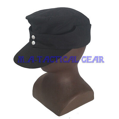 Repro WWII W2 German Military Summer M1943 Field Mountain Hat Cap