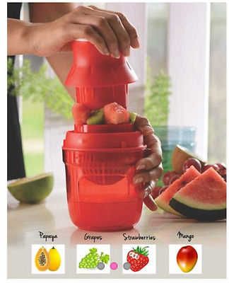 Tupperware Juist it juice strainer Polypropylene Hand Juicer (1) 500ml