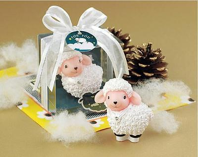 Lovely Sheep Decorate Birthday Candle  Children's party supplies