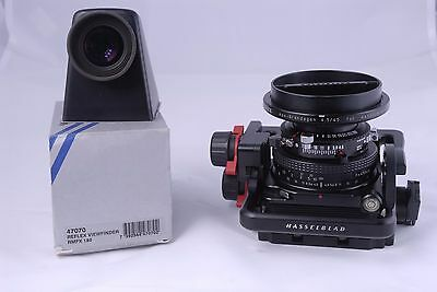 Hasselblad ARC body with 45mm Grandagon lens, in outfit case