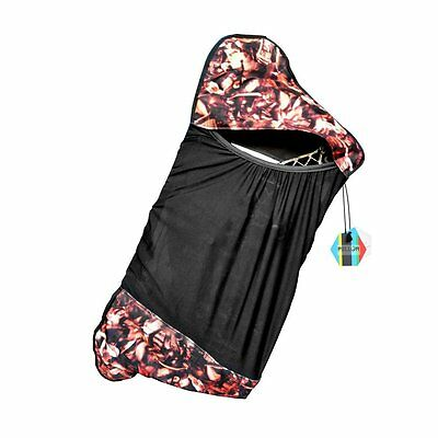 Outdoor Camouflage Compound Bow Bag Case Quiver for Hunting Archery Training